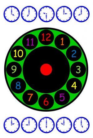 3TARGET (Clocks)