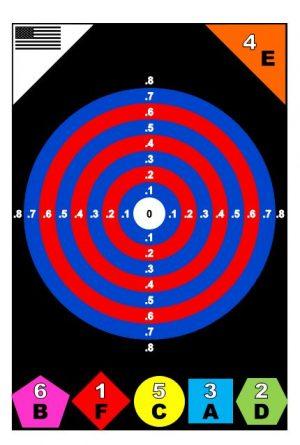 112TARGET (Real Gun Games #1)
