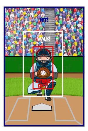 12TARGET (Beanball Baseball Pitcher)