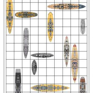 10TARGET (Battleship #1)