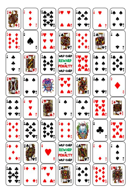 16TARGET (Deck-O-Cards)