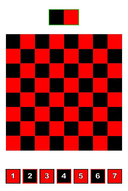 17TARGET (Checker Board)
