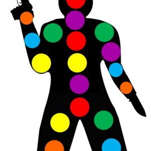 25TARGET (Clown Suit)