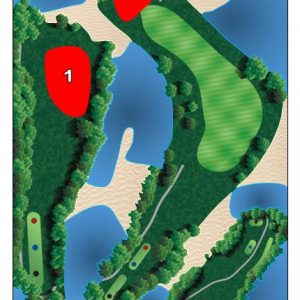 30TARGET (Golf Course #1)