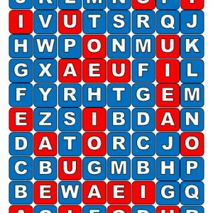 33TARGET (Letters)