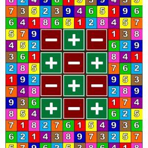 38TARGET (Math Madness)