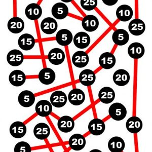 44TARGET (Numbers _ Dots Connected)