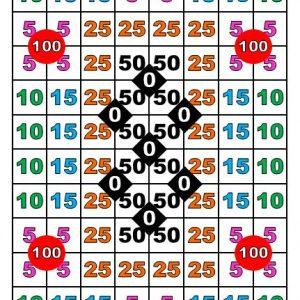 45TARGET (Numbers Game)