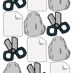 57TARGET (Rock Paper Scissors)