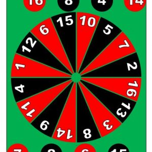 58TARGET (Roulette #1)