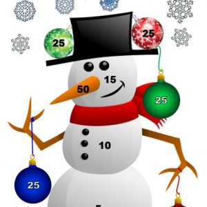 94TARGET (Snowman Mania)